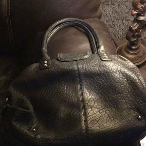Botkier Bags - Botkier Black Leather Satchel